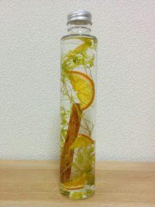 ドライフルーツアレンジ技法 ハーバリウム 資格 日本パーツビューティアカデミー